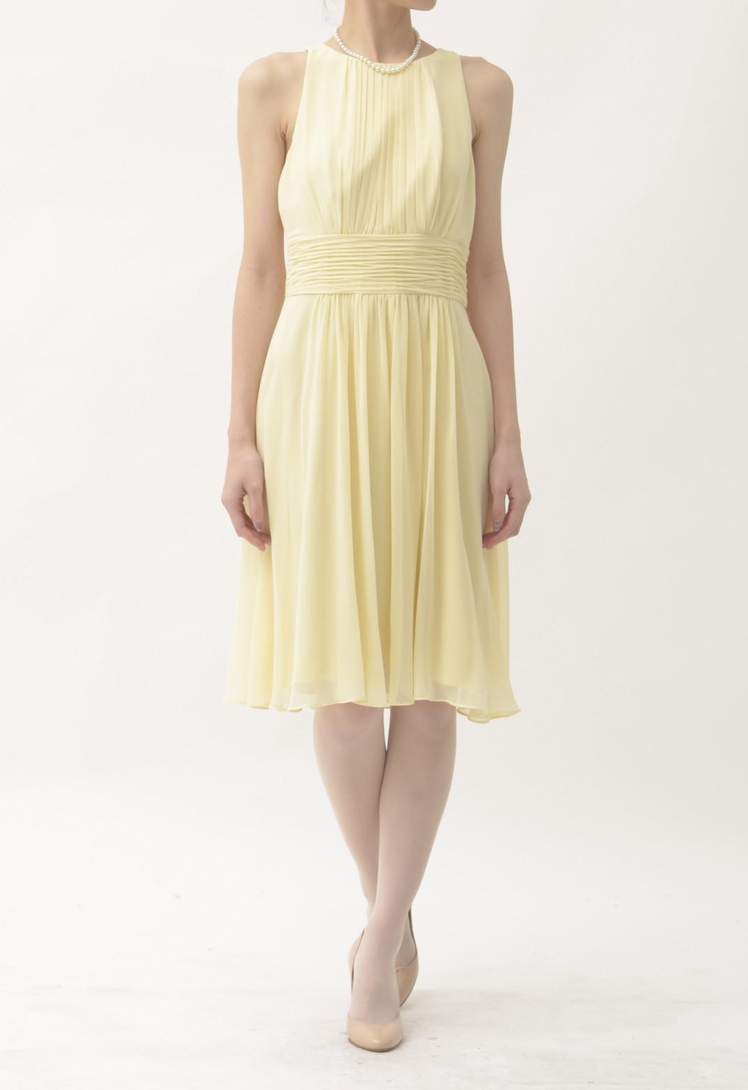 ラルフローレン ノースリーブ ドレス