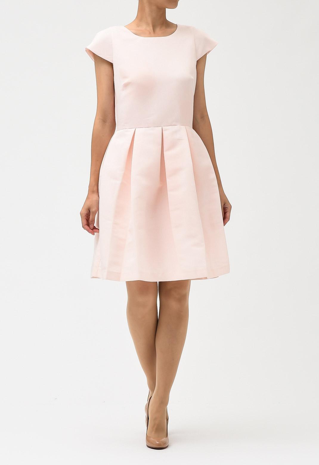 テッドベイカー フレンチスリーブドレス