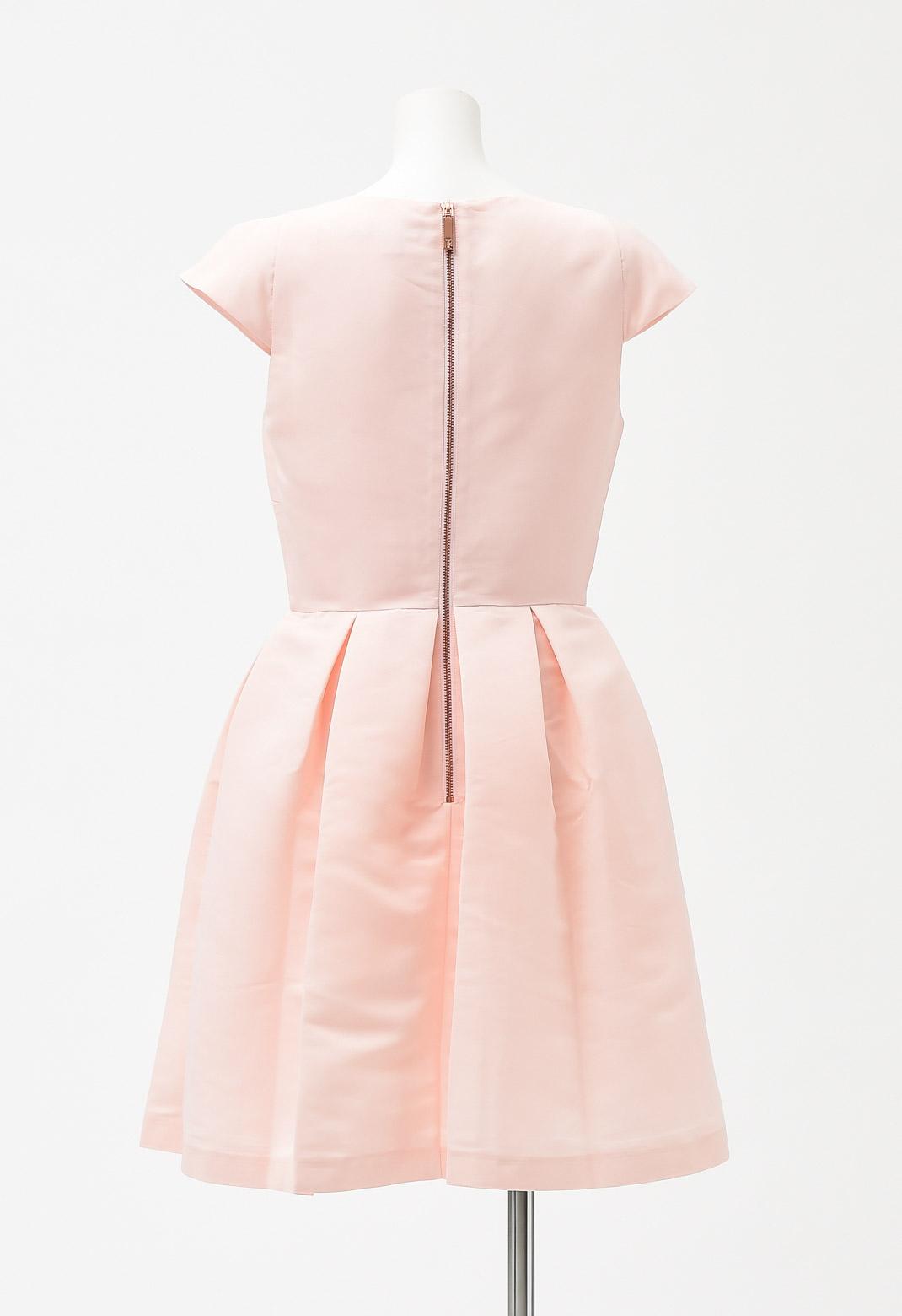 フレンチスリーブ ドレス