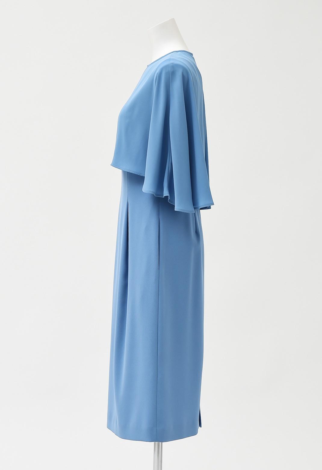 ケープ付き 2WAY ドレス